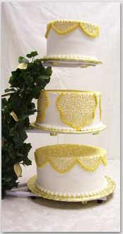 Wedding Cakes Wv
